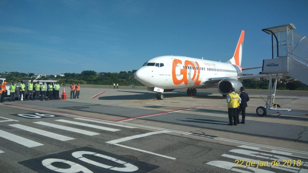 aeroporto Pampulha