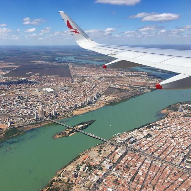 Passagens aéreas a partir de R$ 56,90 o trecho no Feirão da Gol