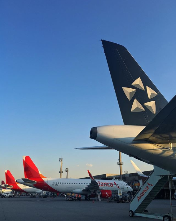 Avianca Brasil amplia participação nos mercado internacional com novos voos para Santiago e Miami