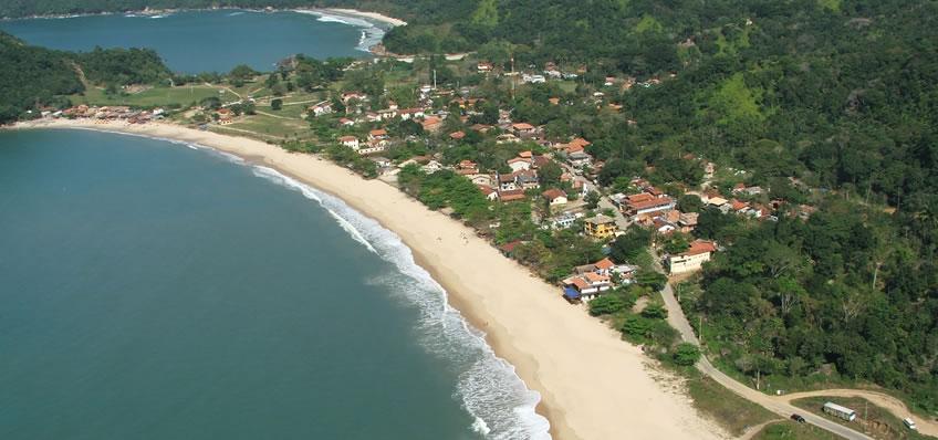 Conheça a Vila de Trindade localizada em Paraty