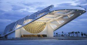 Rio de Janeiro ganho título de primeira capital mundial da Arquitetura