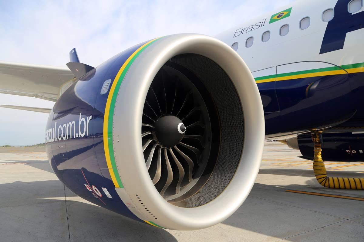 Azul divulga balanço do primeiro mês dos voos entre Recife e Manaus