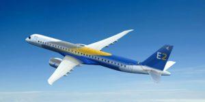 Azul anuncia a compra de 21 Embraer 195-E2 com 136 assentos
