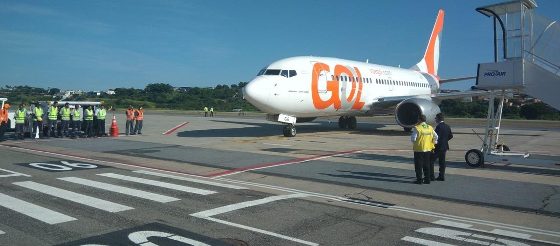 Gol já devolveu 11 aeronaves e planeja abrir mão de outras 37 até 2022