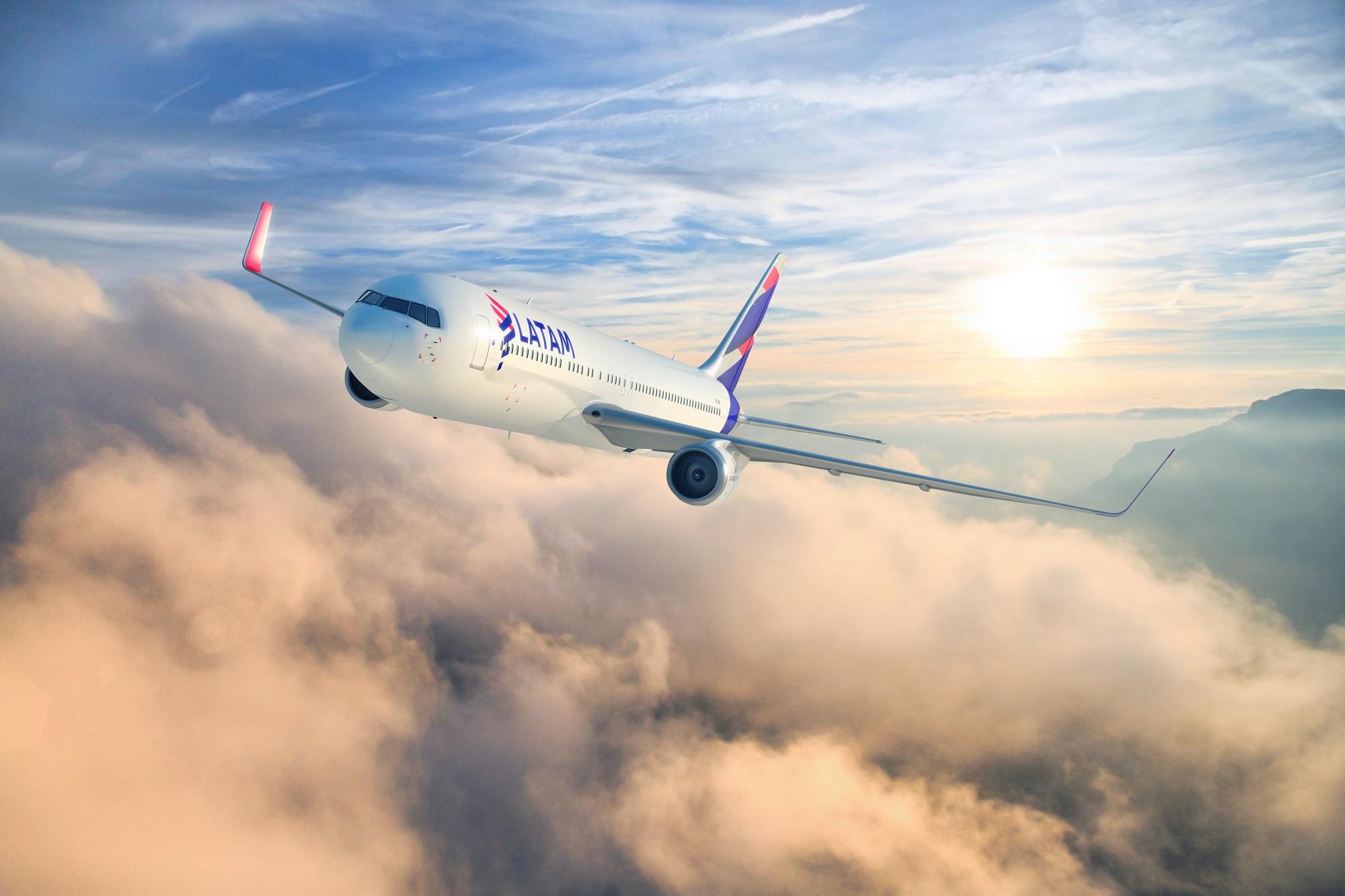 Saiba como foi o primeiro voo da LATAM para Lisboa