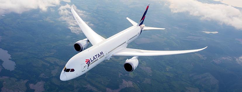 Confira os detalhes dos novos voos internacionais da LATAM em Florianópolis