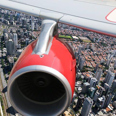 Redução do ICMS da aviação começa a atrair novos voos para o Espírito Santo