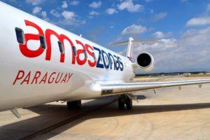 Companhia Amaszonas suspende todos os seus voos no Brasil