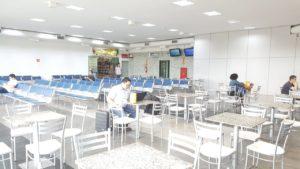 Nova sala de embarque do Aeroporto de Uberlândia é inaugurada