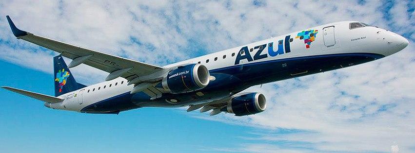 Azul terá voo direto de Confins para Campo Grande
