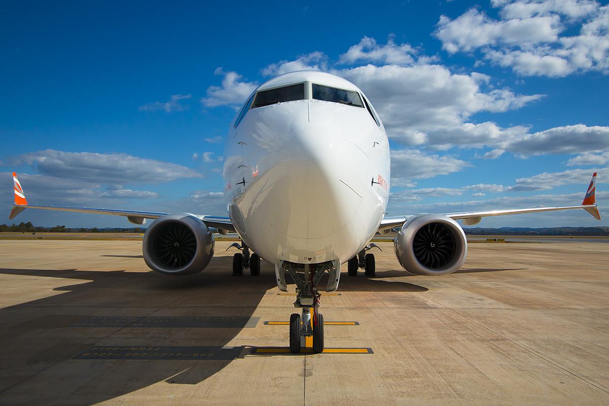 Gol anuncia voo direto para Lima operado pelo Boeing 737-800 MAX