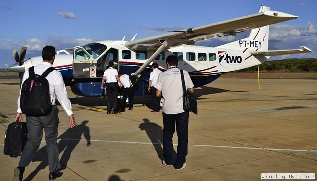 VoeMinas suspende operações em Ipatinga após interdição do aeroporto