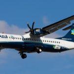 Azul suspende voos em Ipatinga por falta de segurança na pista do aeroporto