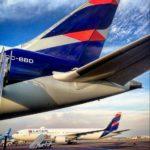 LATAM anuncia novos voos em Guarulhos de olho na redução do ICMS