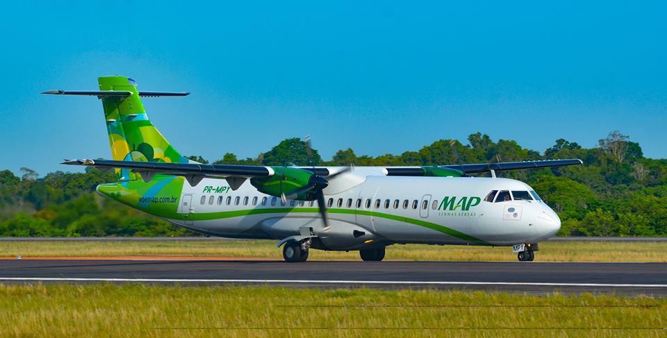 Gol começa a vender as passagens de 11 destinos da MAP Linhas Aéreas