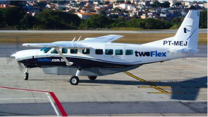 Gol terá voos em seis cidades do Rio Grande do Sul em parceria com a TWOFlex