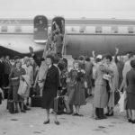 Como era viajar de avião em 1950? Confira no especial 100 anos da KLM
