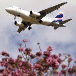Passagens aéreas de ida e volta a partir de R$ 218 com taxas incluídas