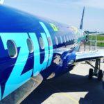 Azul recebe o seu primeiro jato E-2 e anuncia wi-fi a bordo