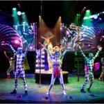 A MSC Cruzeiros oferece shows do Cirque du Soleil at Sea