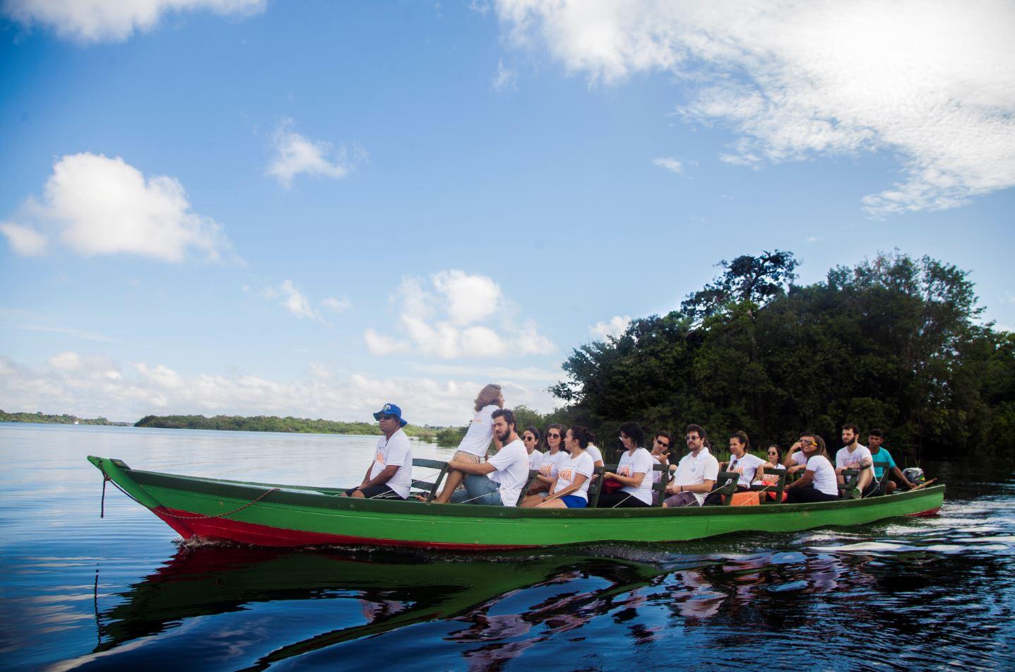 Vivalá oferece expedições de volunturismo na região do Rio Negro