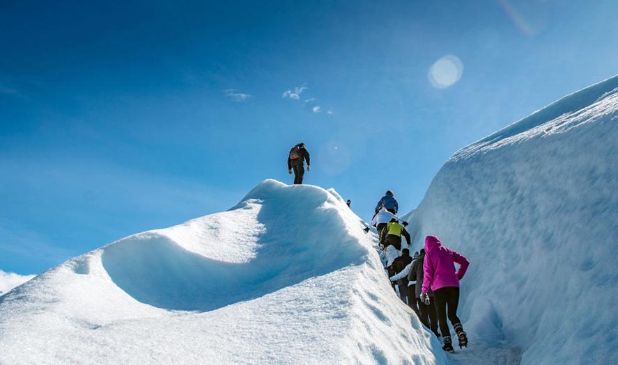 Mini trekking Perito Moreno - Divulgação