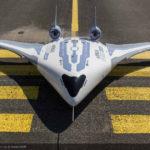 Airbus apresenta o modelo MAVERIC em evento em Singapore