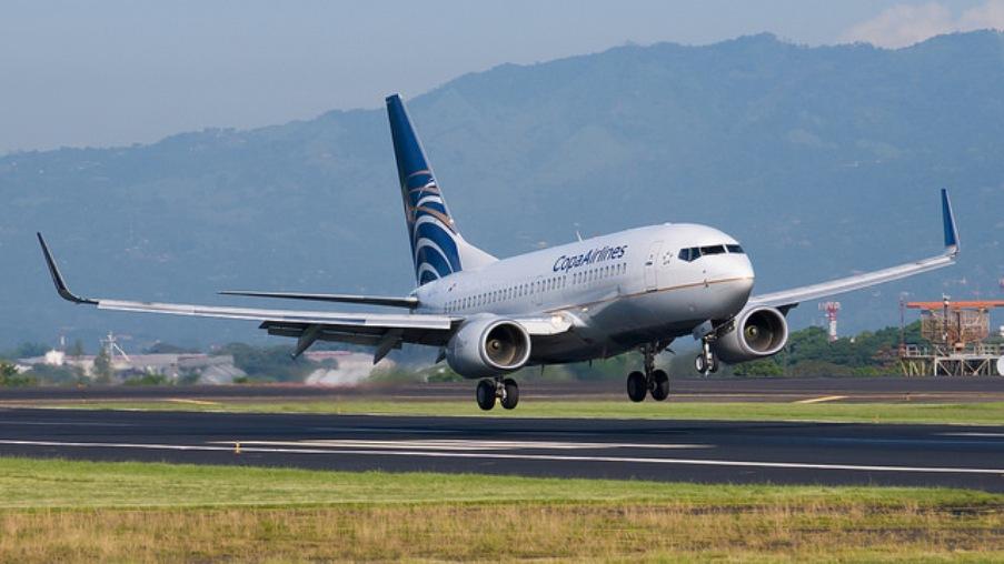 Copa Airlines suspende todos os voos até 21 de abril