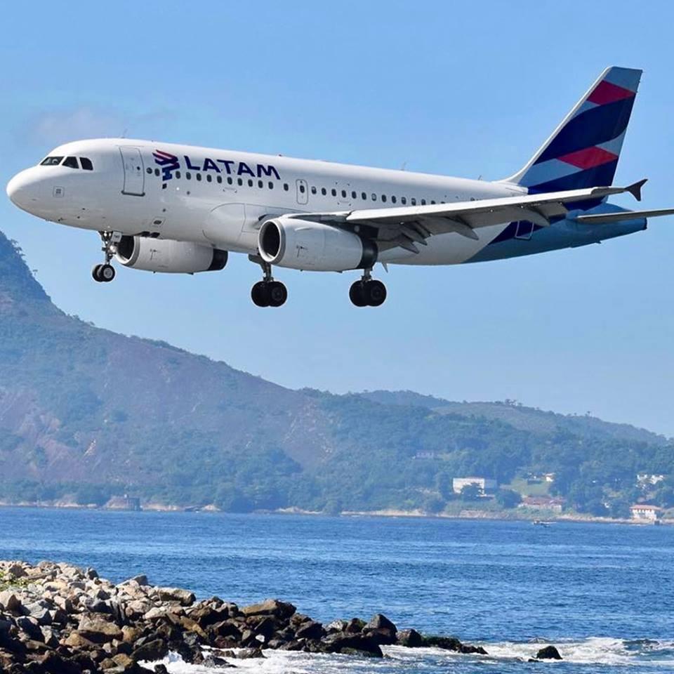 LATAM será a única a operar voos em Congonhas: Passagem por apenas R$ 64 o trecho