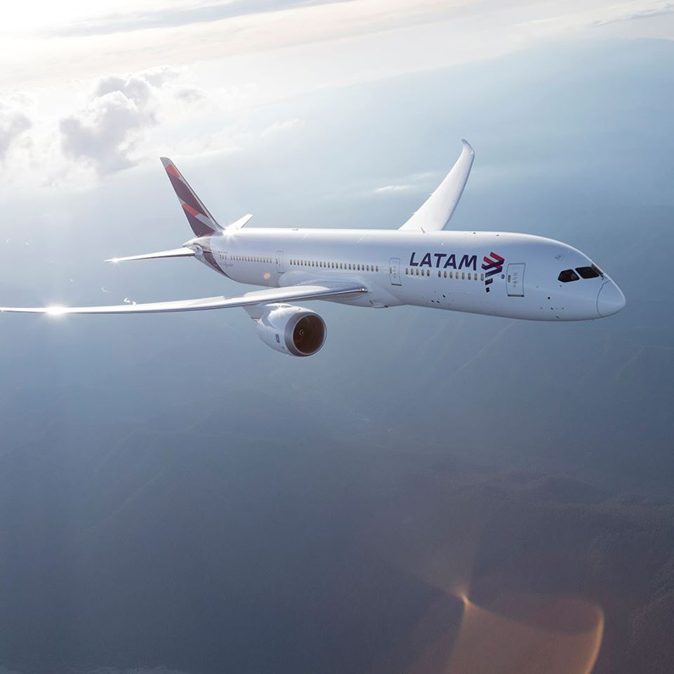 Promoção relâmpago: Nova campanha da LATAM garante voos baratos para vários destinos