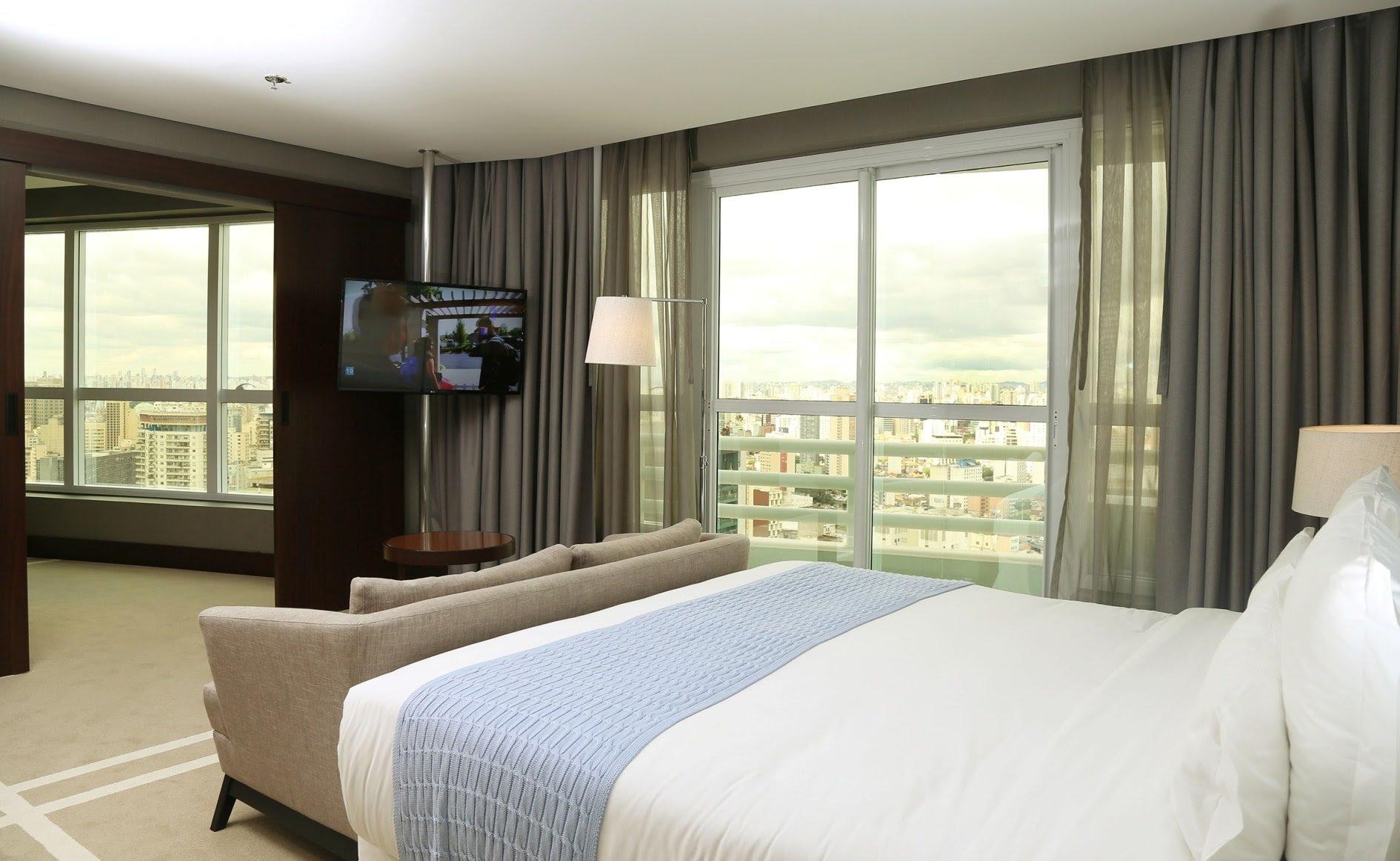 Em caráter emergencial, Hotel Ca'd'Oro fica aberto durante quarentena