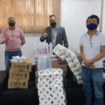 Hotel em São Paulo faz doação de produtos de higiene