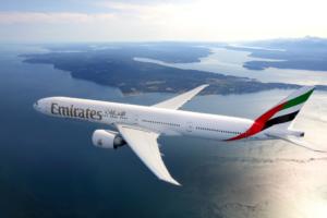 Emirates realiza voo de repatriação para São Paulo