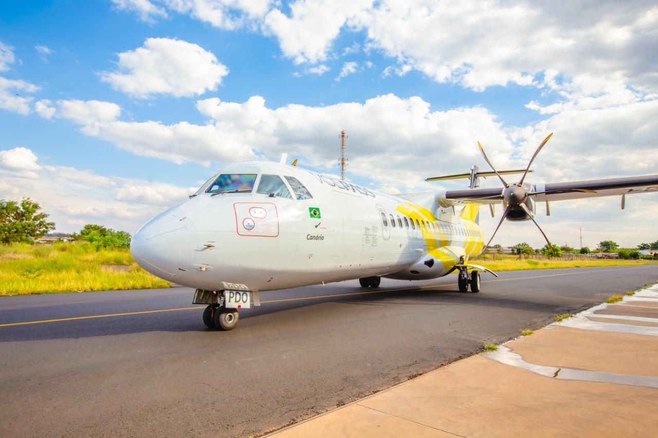 VoePass retira a cidade de Uberaba da sua lista de destinos