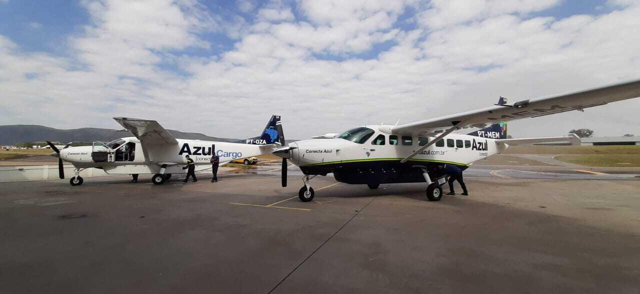 Serra Talhada e Caruaru terão voos da Azul Conecta em novembro