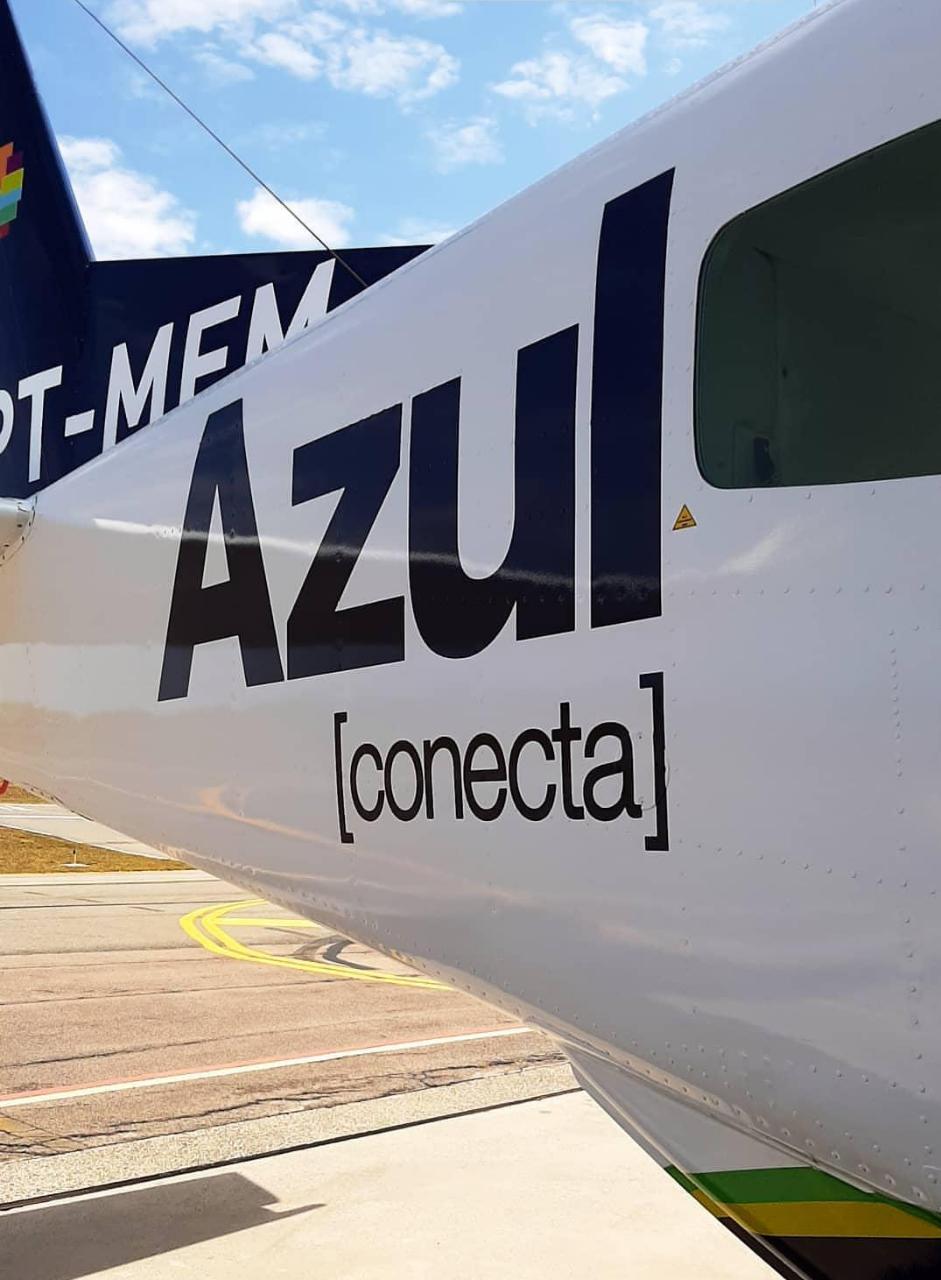Conheça as cidades atendidas pela Azul Conecta; veja fotos dos aviões