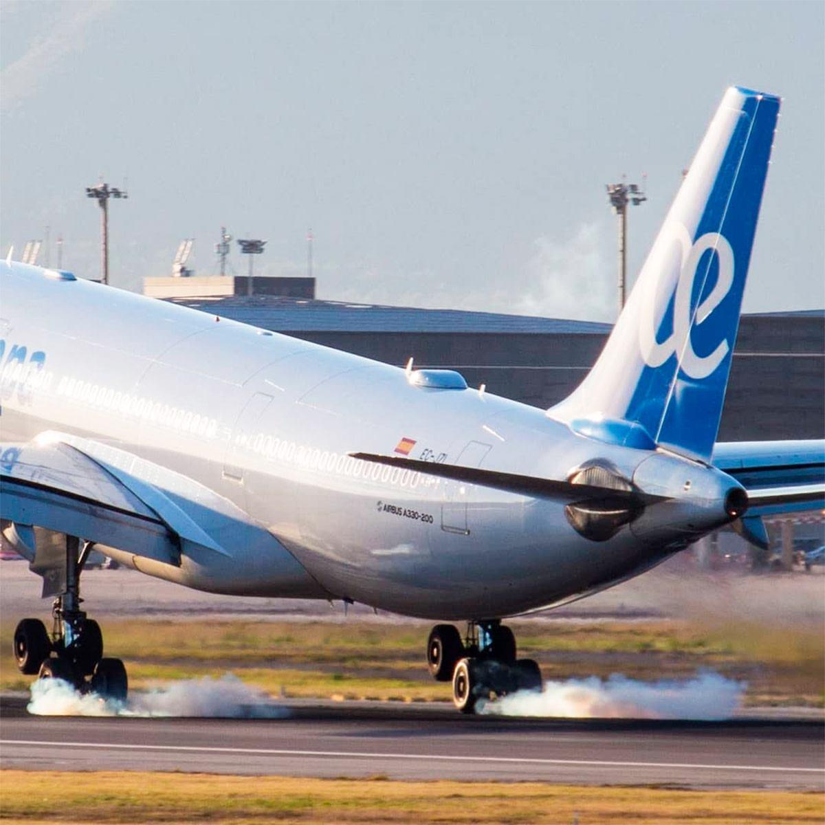 Air Europa terá segundo voo semanal de Guarulhos para Madrid