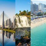São Paulo, Minas Gerais e Bahia são os destinos mais procurados pelo turismo doméstico, diz pesquisa