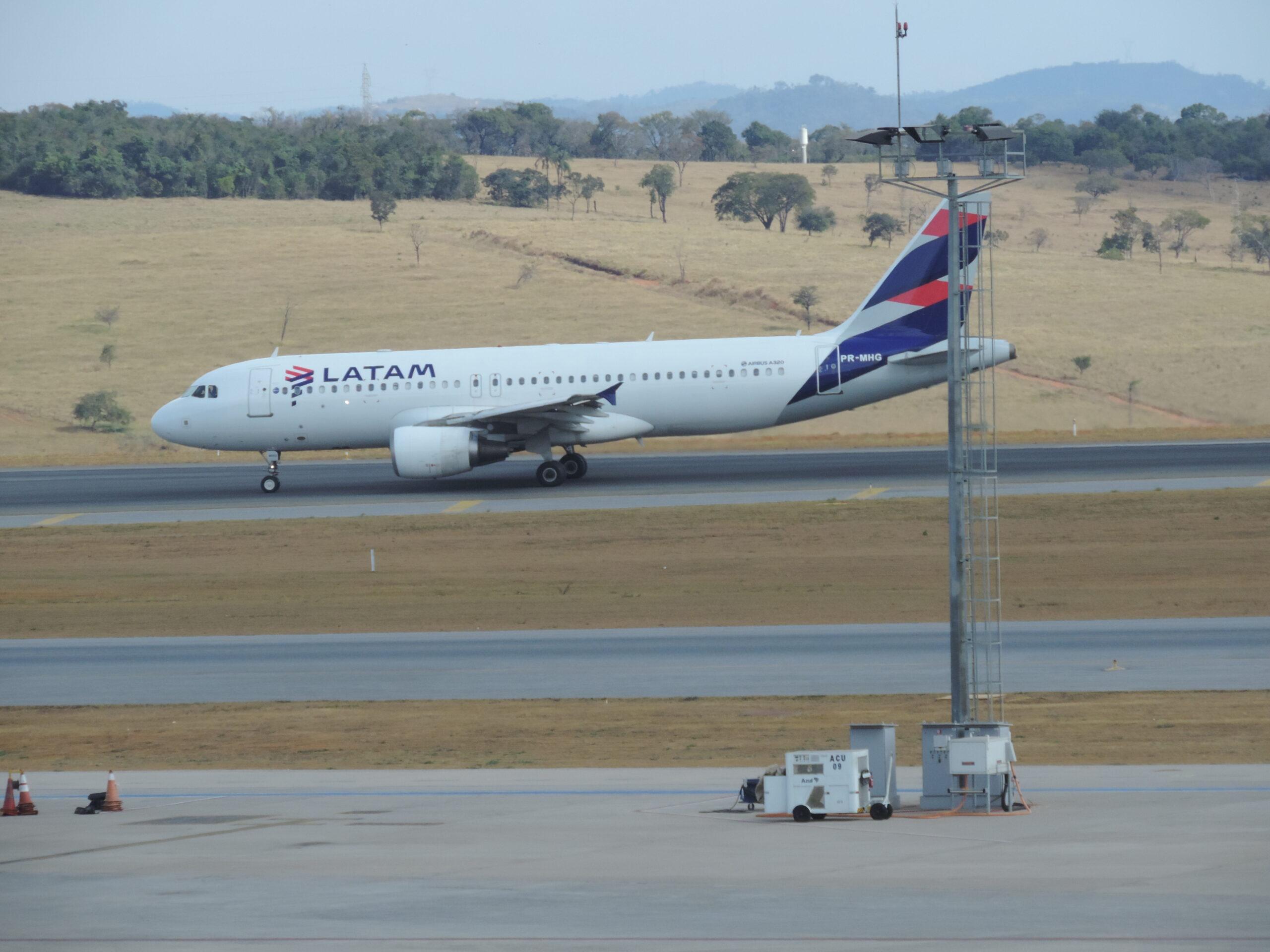 LATAM Brasil vai operar em 44 destinos nacionais em outubro