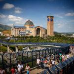 Turismo religioso: Aparecida do Norte abre as portas para fiéis e turistas
