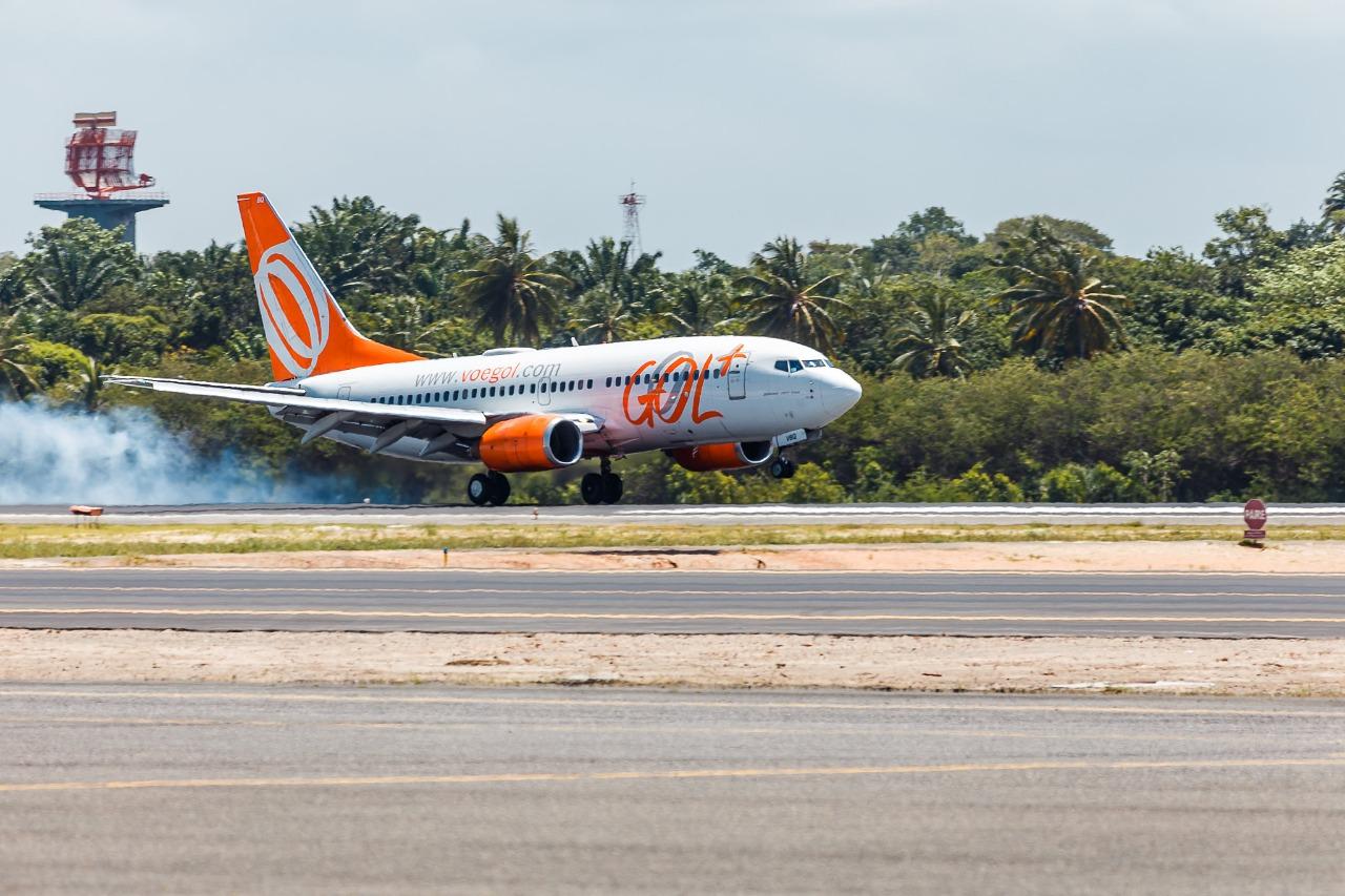 Gol terá 302 voos diários em 119 mercados em setembro