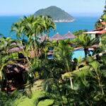 Hotel boutique em São Sebastião reúne luxo, romance e natureza