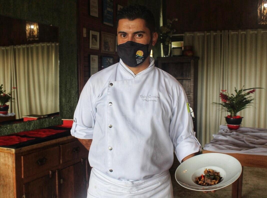 Hotel boutique em São Sebastião (SP) tem novo chef
