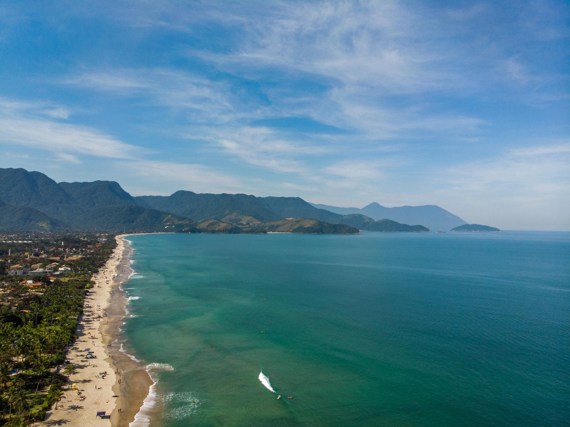 Razões para viajar para Maresias (SP) nos próximos feriados