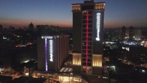 Em Guarulhos, Summit Hotel Mônaco é referência de hospedagem