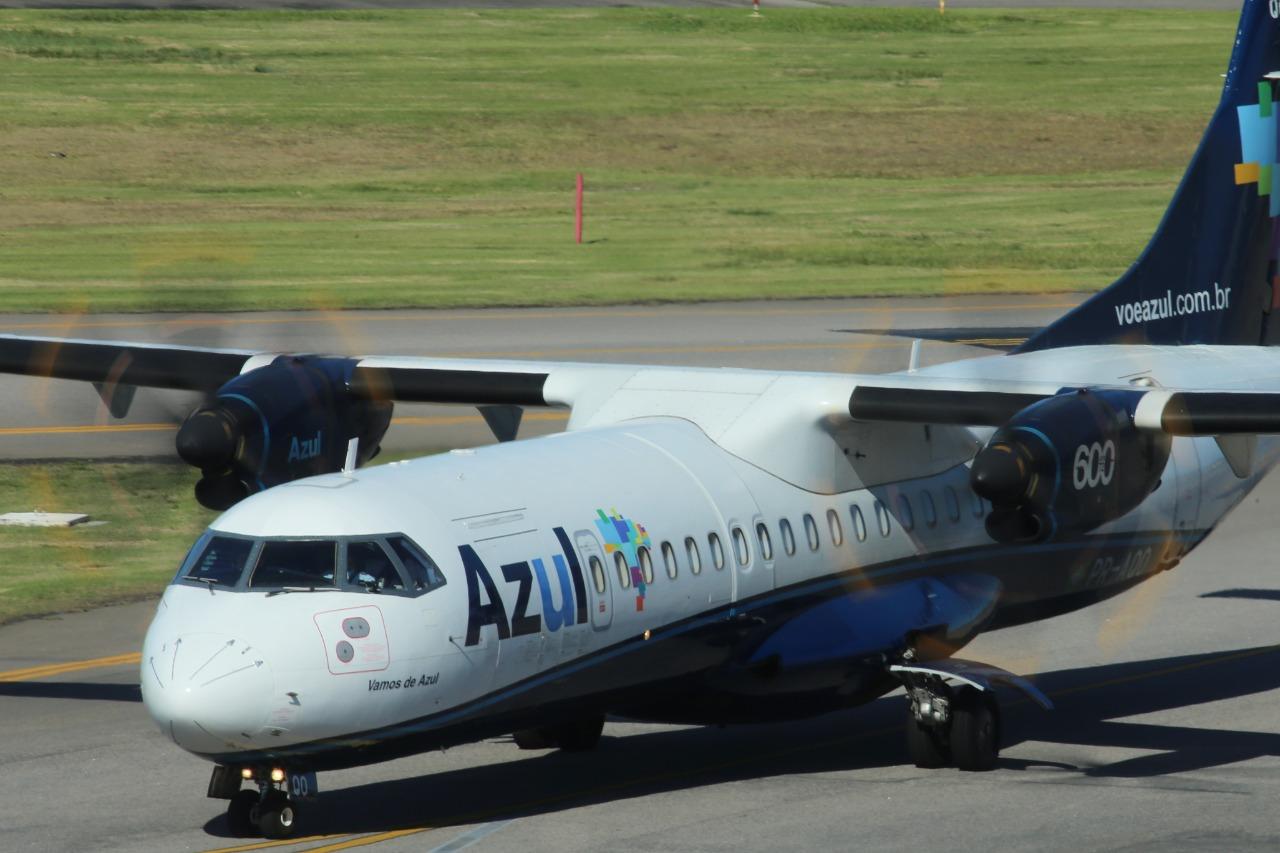 Azul vai retomar voos em Uberaba e mais 6 destinos em fevereiro; veja quais