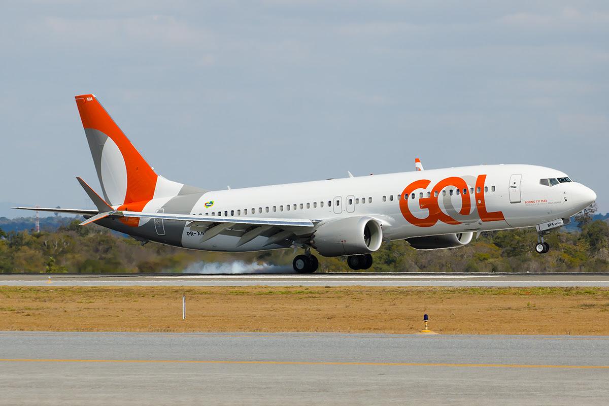 Gol será a primeira companhia do mundo a retomar voos com o Boeing 737-800 MAX