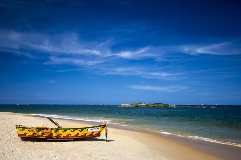 praia Vila Velha
