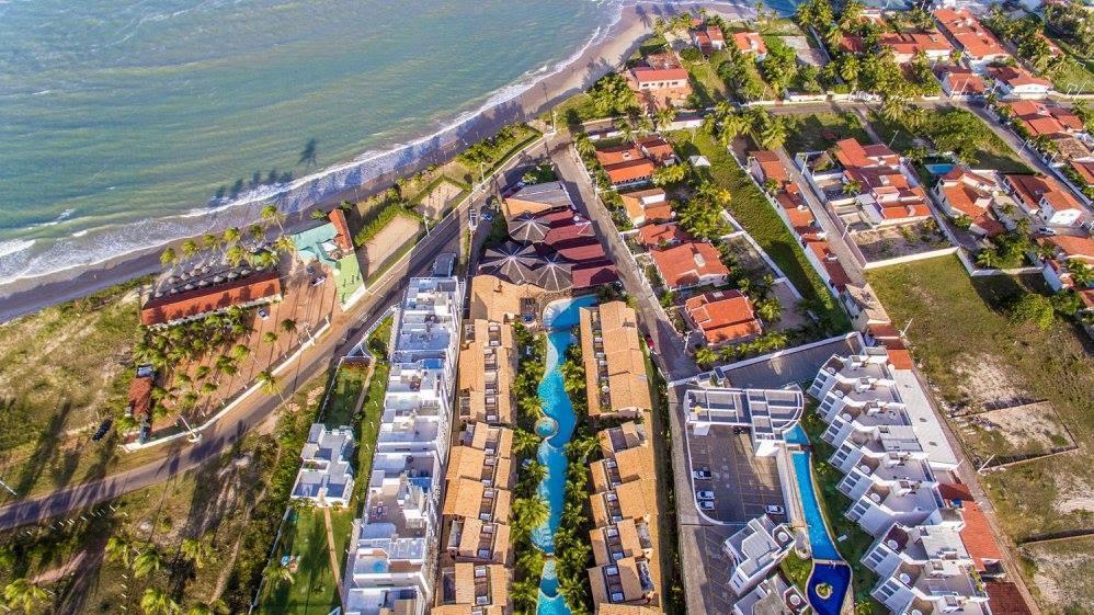 Praia Bonita Resort é opção para as férias de julho em Nísia Floresta (RN)