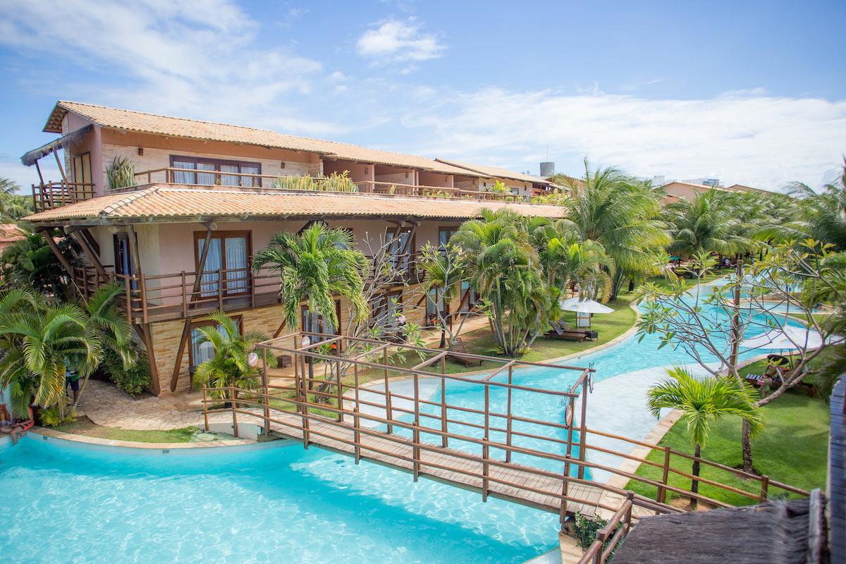 Praia Bonita Resort: gerente aposta na recuperação do turismo interno